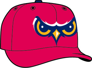 Orem Owlz  -  New Era 5950 Performance Fabric Ftd. Minor League Low Crown Baseball Cap  Home