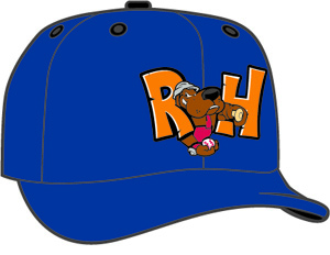 Midland Rockhounds  -  New Era 5950 Performance Fabric Ftd. Minor League Low Crown Baseball Cap  Home