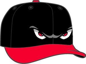 Lake Elsinore Storm  -  New Era 5950 Performance Fabric Ftd. Minor League Low Crown Baseball Cap  Home