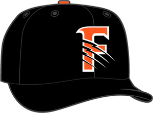 Fresno Grizzlies  -  New Era 5950 Performance Fabric Ftd. Minor League Low Crown Baseball Cap  Home