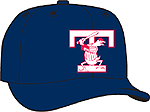 Toledo Mud Hens  -  New Era 5950 Performance Fabric Ftd. Minor League Low Crown Baseball Cap  Home