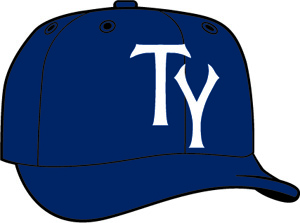 Tampa Yankees  -  New Era 5950 Performance Fabric Ftd. Minor League Low Crown Baseball Cap  Home