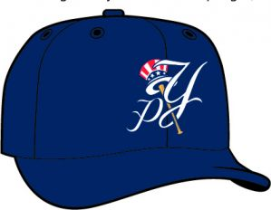 Pulaski Yankees  -  New Era 5950 Performance Fabric Ftd. Minor League Low Crown Baseball Cap  Home
