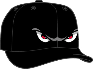 Lake Elsinore Storm  -  New Era 5950 Performance Fabric Ftd. Minor League Low Crown Baseball Cap  Road